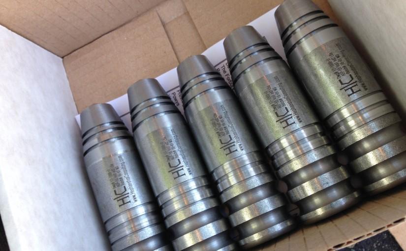 Medium Cannon Surrogate Projectiles – STANAG 4569 Level 5 & 6